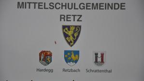 Mittelschulgemeidne Retz mit Retz, Hardegg, Retzbach und Schrattenthal