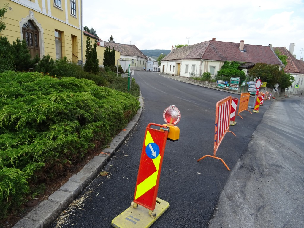 Die Sperre der Fladnitzerstrasse wurde mit 11. Juli 2017 8:00 Uhr wieder aufgehoben