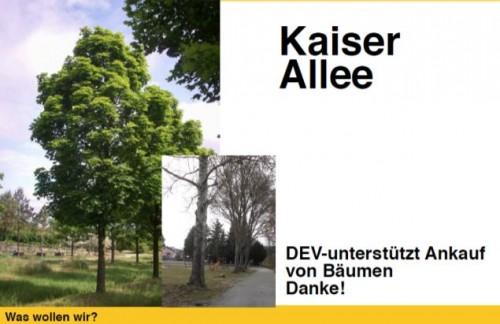 Kaiserallee