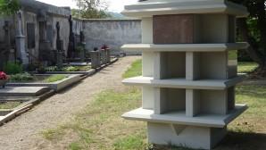 Urnenpagode am Retzer Friedhof