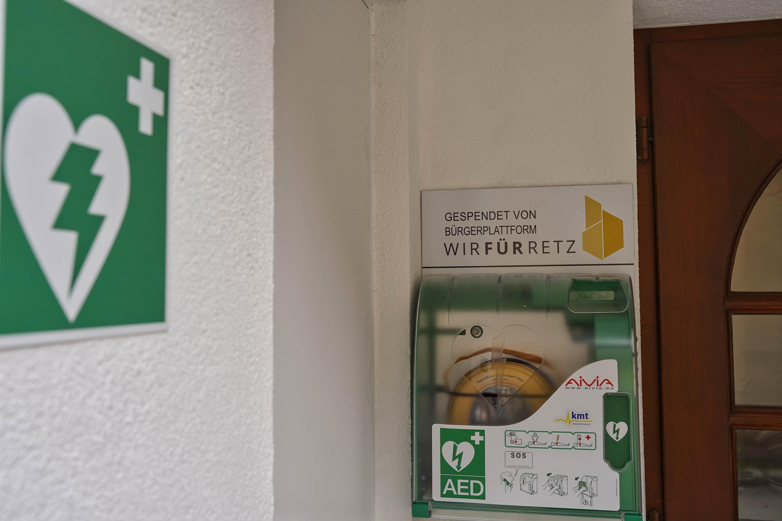 Defi in Kleinriedenthal